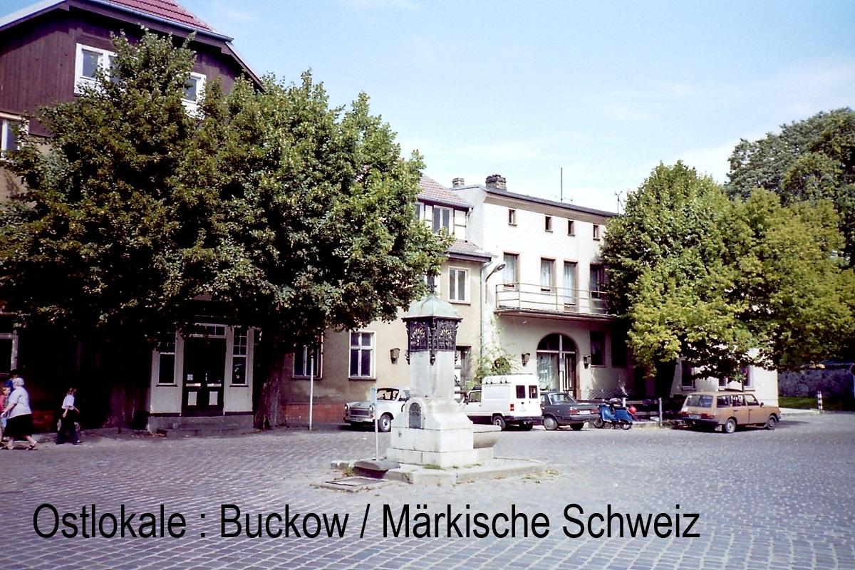 Buckow / Märkische Schweiz