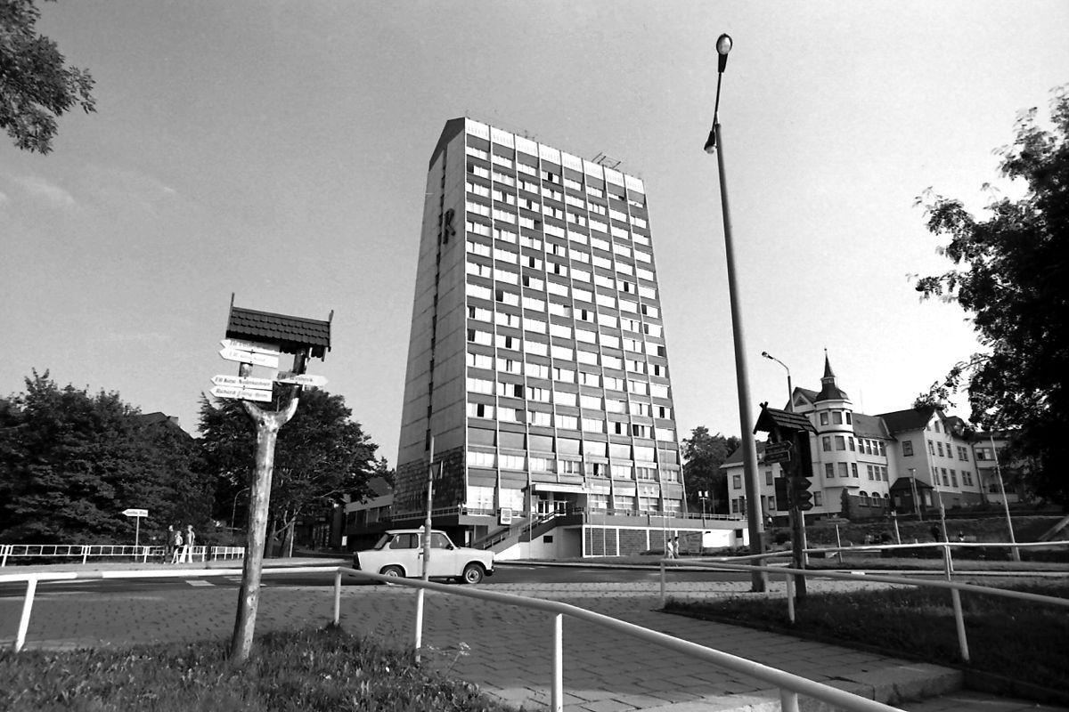 FDGB-Heim Rennsteig Oberhof 1984