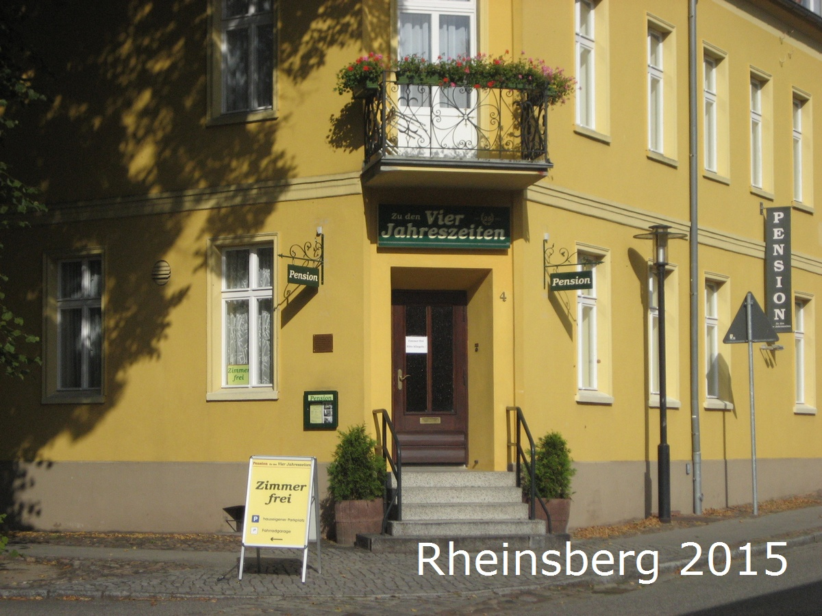 Hotel Pension Rheinsberg