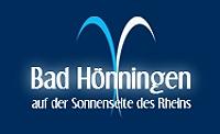 Bad Hönningen auf der Sonnenseite des Rheins