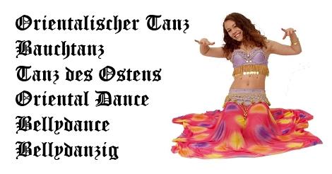 Orientalischer Tanz - Bauchtanz - Tänzerinnen in Deutschland