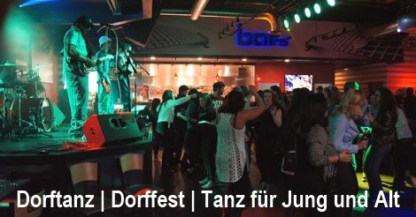 Dorftanz - Dorffest - Tanz auf dem Lande - Tanz für Jung und Alt