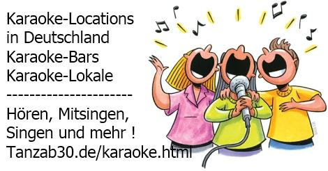 Karaoke-Bars | Karaoke-Lokale | Karaoke-Locations