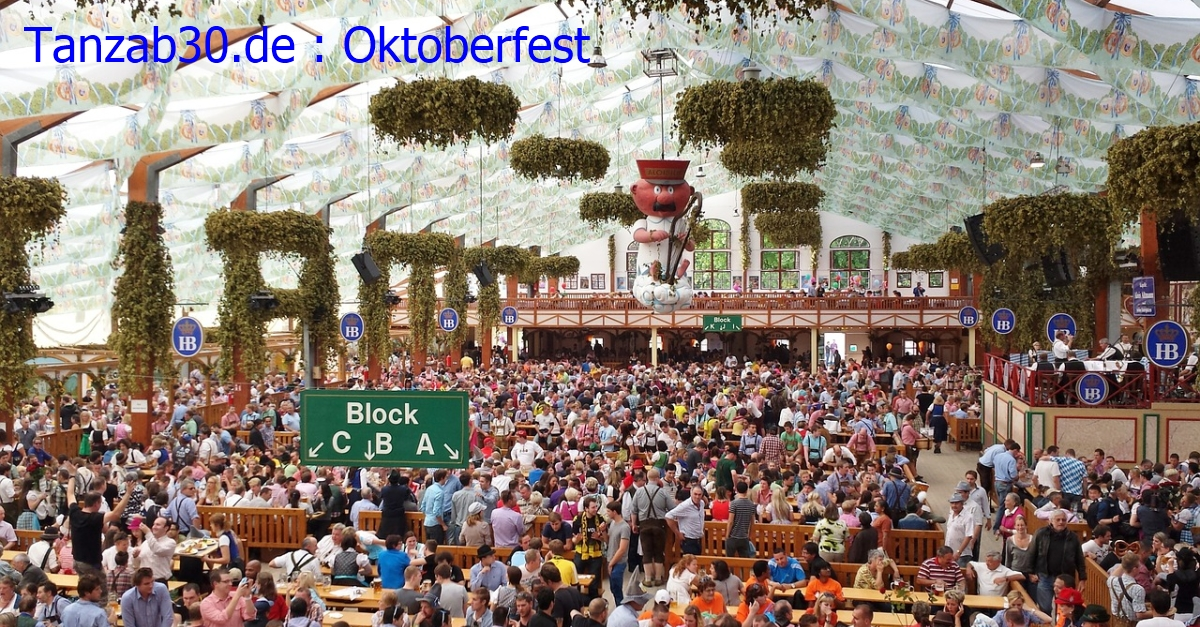 Oktoberfest München - Tipps Infos Termine