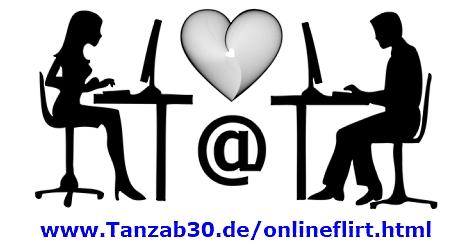 Online-Flirt - Von der Online-Partnersuche zur großen Liebe