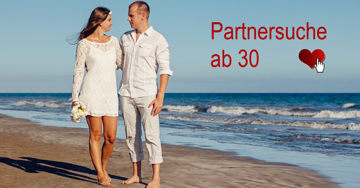 Partnervermittlung ü30