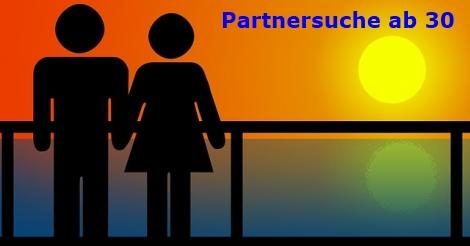 Partnersuche ab 30 - Partnerbörse für Singles ab und weit über 30