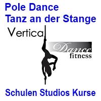 Pole Dance Schulen Studios Kurse