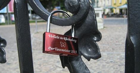 Verliebt in Rheinsberg