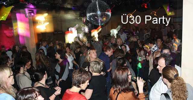 Ü30 single party leipzig