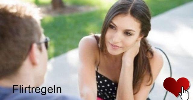 Flirtregeln frauen